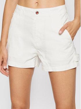 Converse Converse Pantaloncini di tessuto Carpenter 10021475-A04 Bianco Regular Fit
