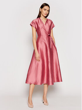 Weekend Max Mara Weekend Max Mara Φόρεμα κοκτέιλ Luisa 52211411 Ροζ Regular Fit
