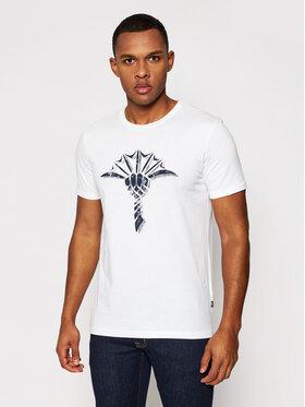 Joop! Joop! T-shirt 17 Jj-06Alerio 30021350 Bijela Regular Fit