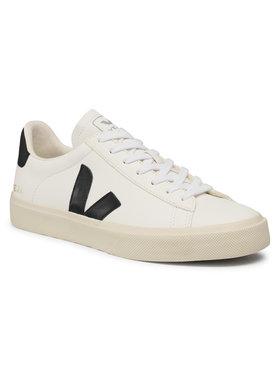 Veja Veja Sneakersy Campo Chromefree CP051537 Biela