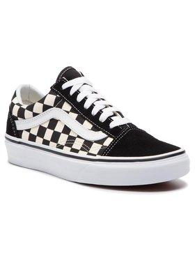 Vans Vans Πάνινα παπούτσια Old Skool VN0A38G1P0S1 Μαύρο