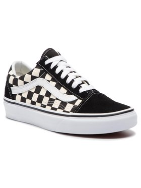 Vans Vans Sneakers aus Stoff Old Skool VN0A38G1P0S1 Schwarz