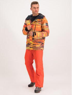 Quiksilver Quiksilver Παντελόνι snowboard EQYTP03116 Πορτοκαλί Modern Fit