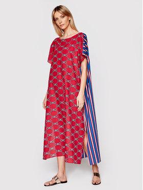 Liu Jo Liu Jo Плажна рокля 2A1079 T0300 Цветен Loose Fit