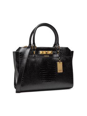 Guess Guess Дамска чанта Raffie (CB) HWCB77 60230 Черен
