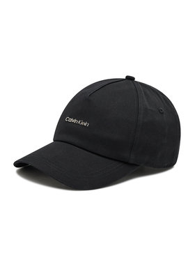 Calvin Klein Calvin Klein Καπέλο Jockey Bb Cap K60K608207 Μαύρο