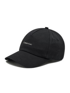 Calvin Klein Calvin Klein Шапка с козирка Bb Cap K60K608207 Черен