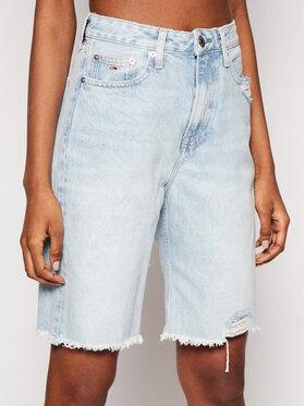 Tommy Jeans Tommy Jeans Jeansshorts Harper Denim Bermuda DW0DW10086 Blau Regular Fit