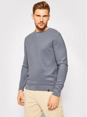 Digel Digel Sweater 1208002 Sötétkék Modern Fit