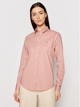 Calvin Klein Calvin Klein Košulja K20K202020 Ružičasta Slim Fit