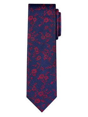 Vistula Vistula Krawat Jenkins XY1015 Granatowy