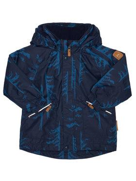 Reima Reima Μπουφάν χειμωνιάτικο Nappa 521613 Σκούρο μπλε Regular Fit