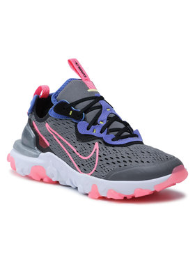 Nike Nike Topánky React Vision (Gs) CD6888 008 Sivá