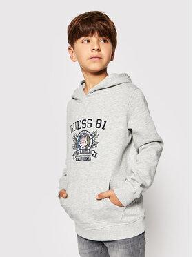 Guess Guess Džemperis L1YQ16 K9W01 Pilka Regular Fit