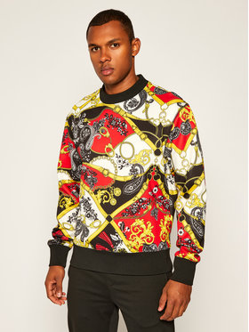 Versace Jeans Couture Versace Jeans Couture Sweatshirt B7GZA718 Bunt Regular Fit