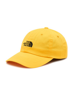 The North Face The North Face Kepurė su snapeliu The Norm Hat NF0A355WLR01 Geltona