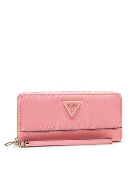 Guess Guess Große Damen Geldbörse Cordelia (VG) Slg SWVG81 30460 Rosa