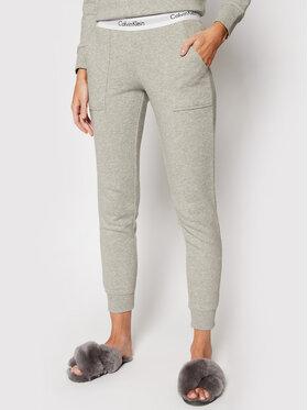 Calvin Klein Underwear Calvin Klein Underwear Долнище анцуг 000QS5716E Сив Straight Leg