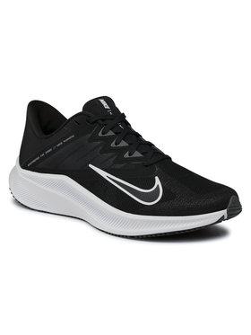 Nike Nike Boty Quest 3 CD0230 002 Černá