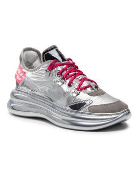 Loriblu Loriblu Sneakersy 1E XLA014 00 Strieborná