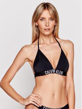 Calvin Klein Swimwear Calvin Klein Swimwear Bikinio viršus KW0KW01224 Juoda