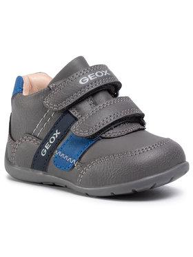 Geox Geox Sneakersy B Elthan B. A B041PA 0MEBC C0071 Sivá