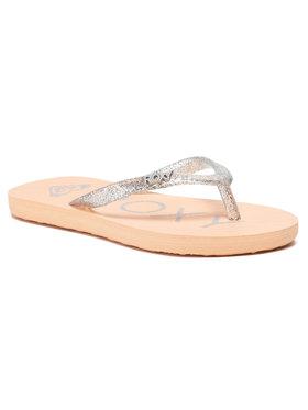 Roxy Roxy Flip flop ARGL100263 Argintiu