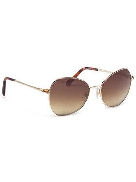 Swarovski Swarovski Slnečné okuliare SK266/S-32G Zlatá