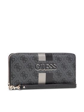 Guess Guess Veľká dámska peňaženka SWBS69 95460 Čierna