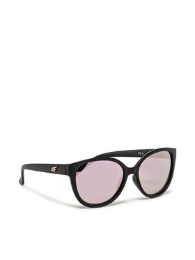 4F 4F Okulary przeciwsłoneczne H4L21-OKU064 Czarny