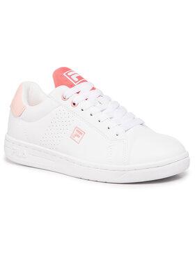 Fila Fila Sneakersy Crosscourt 2 Nt Kids 1011115.85K Biela