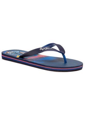 Pepe Jeans Pepe Jeans Japonki Hawi Surf PMS70100 Granatowy