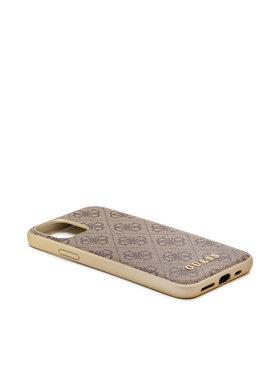 Guess Guess Handy-Etui GUHCN5 8G4GB Braun