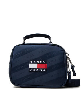 Tommy Hilfiger Tommy Hilfiger Geantă Tjw Heritge Jacq Crossover AW0AW11022 Bleumarin