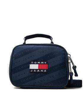 Tommy Hilfiger Tommy Hilfiger Handtasche Tjw Heritge Jacq Crossover AW0AW11022 Dunkelblau