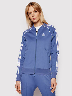 adidas adidas Bluză Primeblue Sst Track GN2939 Albastru Standard Fit
