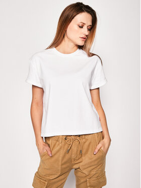 Levi's® Levi's® Póló Veronica Tee 85783-0000 Fehér Regular Fit