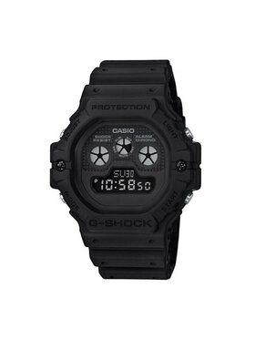 G-Shock G-Shock Ρολόι DW-5900BB-1ER Μαύρο