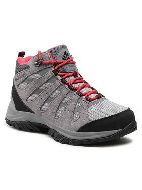 Columbia Columbia Chaussures de trekking Redmond III Mid Waterproof BL0168 Gris