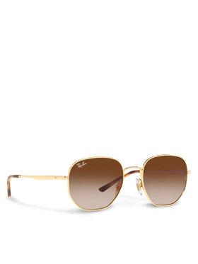 Ray-Ban Ray-Ban Okulary przeciwsłoneczne 0RB3682 001/13 Złoty