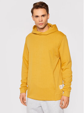 Outhorn Outhorn Bluza BLM604 Żółty Oversize