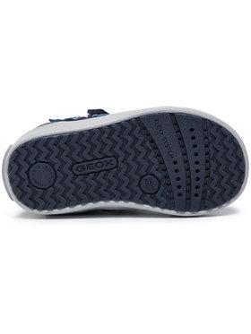 Geox Geox Sneakersy B Kilwi G. A B94D5A 022HI C4021 M Tmavomodrá
