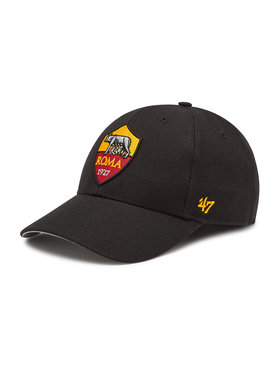 47 Brand 47 Brand Шапка с козирка Roma Mvp Cap ITFL-MVP01WBV-BKB Черен