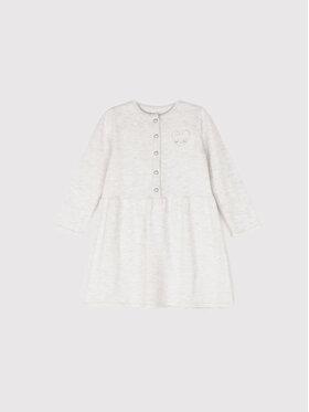 Coccodrillo Coccodrillo Sukienka codzienna ZC1129401HLD Szary Regular Fit