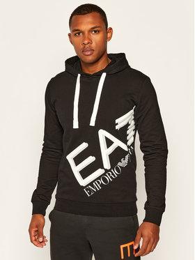 EA7 Emporio Armani EA7 Emporio Armani Sweatshirt 6HPM26 PJ8LZ 1200 Noir Regular Fit