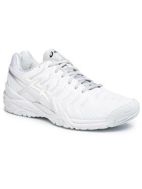 Asics Asics Обувки Gel-Resolution 7 E701Y Бял