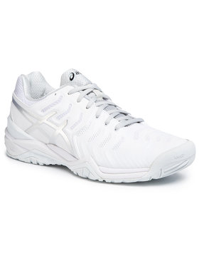 Asics Asics Παπούτσια Gel-Resolution 7 E701Y Λευκό