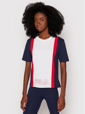 Fila Fila T-shirt Paulina 683428 Tamnoplava Regular Fit