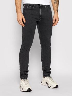 Calvin Klein Jeans Calvin Klein Jeans Дънки J30J315571 Сив Skinny Fit