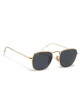 Ray-Ban Ray-Ban Okulary przeciwsłoneczne Frank 0RB3857 9196R5 Złoty